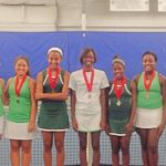 Northmont Tennis finishes 2nd at Schroeder Invitational