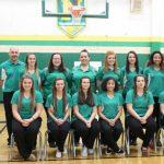 2014-2015 Girls Bowling Team