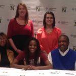 Sasha Sampson Signing