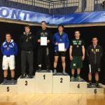 Wrestlers crown 4 champions at Eaton