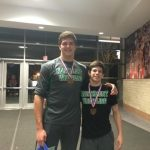 Cloud 3rd ,Craft 8th at State Meet