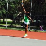 Girls Tennis Defeats Tecumseh 5-0
