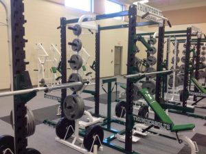 More Weight Room Photo's