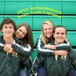 Swim Team Captains Selected
