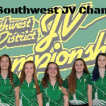 Northmont Girls are the Southwest Ohio JV Bowling Champions