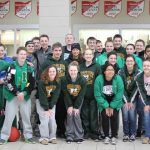 Boys Swimming 3rd and Girls Swimming 5th at GWOC Divisional Meet