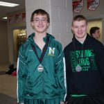 Pearce and Parrett GWOC Second Team