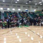 Boys BB Senior Night Photo's