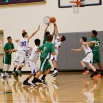 7th and 8th Grade Basketball Gallery vs Vandalia Butler