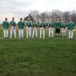 Northmont Senior High School Varsity Baseball beat Xenia High School 10-6