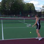 Tennis vs Greenville Gallery