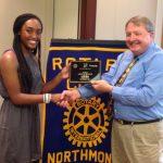 Rotary Athlete – Jaylin Biggs