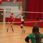 7th Grade VB vs Troy