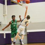 8th-grade Boys Basketball @ Springfield Gold 1/3/18