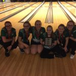 Girls Varsity Bowling places 2nd at Cardinal Classic Tournament