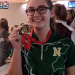 Freshman Hailey Yingst finishes 1st at Cardinal Classic Tournament