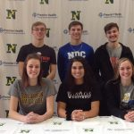 College Signing - Photo Gallery