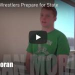 Wrestlers Prepare for State – Video
