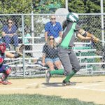 Lady Bolts run rule Piqua in sectional