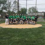 Baseball Green vs Black Scrimmage
