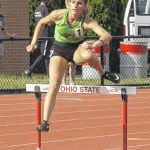 Hill places 6th at state track meet