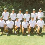 2018 Boys Golf Team Preview