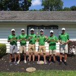Varsity Boys Take Second at Green Wave Invitational
