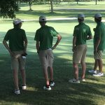 Varsity Boys Golf at Centerville Action Shots 8/28/18