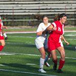 JV Girls Soccer @ Tippecanoe HS GALLERY 8-27-18