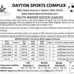 Youth Indoor Soccer League