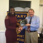 Rotary Athlete of Month – Shay Heath