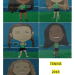 2018 Tennis Senior Night