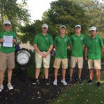 Varsity Boys Place 6/13 at Sectional Tournament
