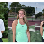 District Qualifiers — Golf and Tennis