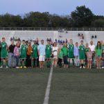 2018 Boys Soccer Senior Night