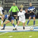 Lady Bolts fall to 'Boro in sectional final