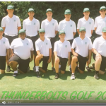 Thunderbolts Golf Video 2018