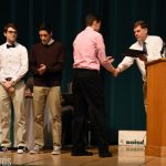Fall Athletics Awards - Boys Soccer Photo Gallery