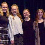Fall Sports Awards Night - Girls Soccer Highlights