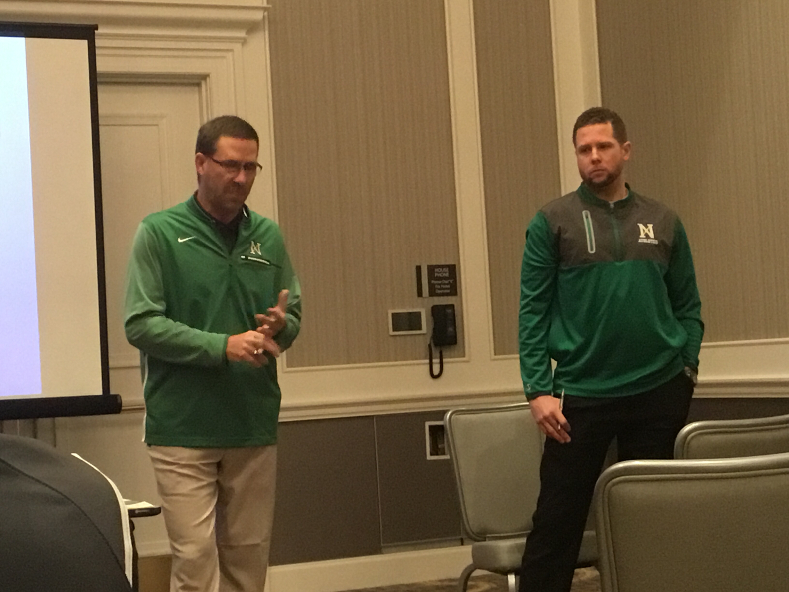 OIAAA Conference — Micah Harding and Jim Smith