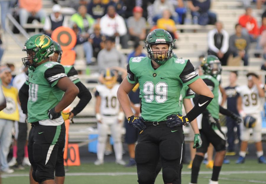 Division I: All-Southwest District football