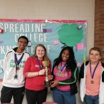 Academic Challenge Wins White Cloud Invitational