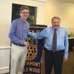 Rotary Athlete of the Month – Alec Avdakov