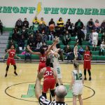 MS Girls BB vs Trotwood Photo Gallery
