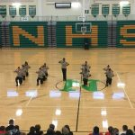 NJROTC and Army Drill Team