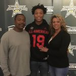 Jestin Jacobs All American Bowl Presentation Photo Gallery