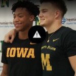 Northmont duo makes history at Early Signing Day – Fox45
