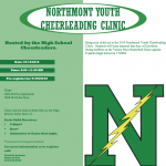 Northmont Youth Clinic – Postponed due to weather.