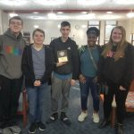 Academic Challenge Team wins Iowa History Bowl, qualifies for Nationals