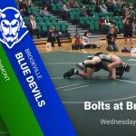 Wrestling at Brookville